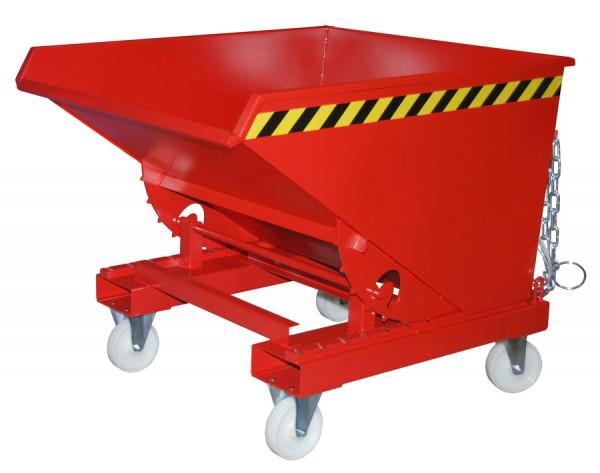 Stapler-Kippbehälter EXPO 1,70 m³ Inhalt, 1500 kg Tragkraft, in 3 Farben lieferbar