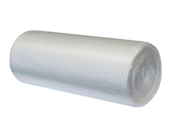 50 Liter Müllbeutel, weiß, 9 Rollen à 40 Beutel als Einsatz für Abfallkörbe