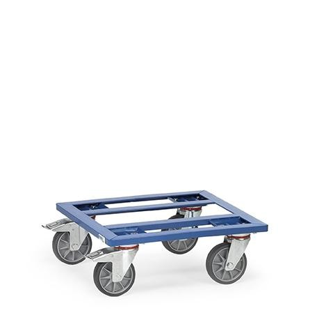 Kistenroller 400 kg Tragkraft, 500x500 mm