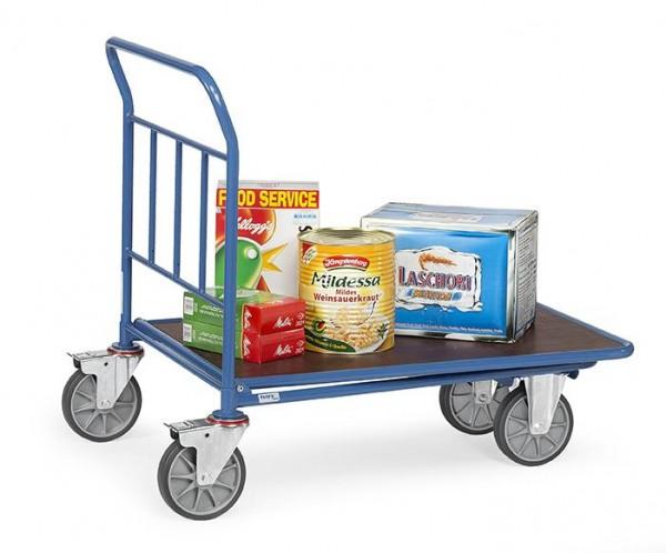 Cash- & Carrywagen, Tragkraft 500 kg, 1000 x700 mm
