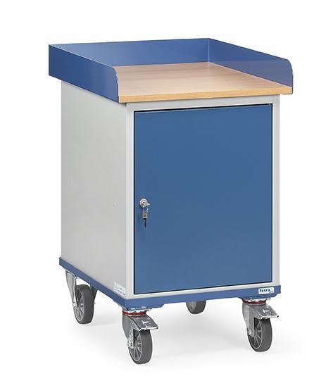 Rollschränke 150 kg Tragkraft, 650x550 mm