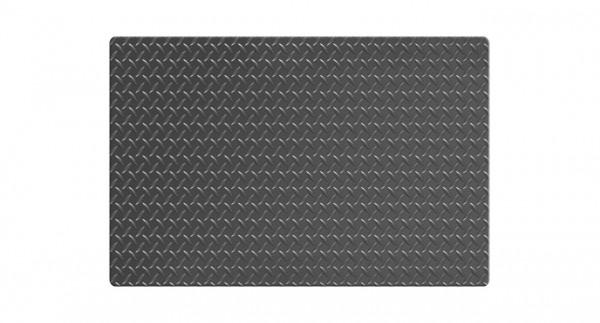 Anti-Ermüdungsmatte Trax, 910 x 3000 mm, schwarz
