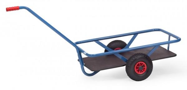 Leichter Handwagen, 700x400 mm, 200 kg Tragkraft, Ladefläche wasserfest