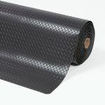 Anti-Ermüdungsmatte Trax, 1520 mm x Rolle 22,8 m, schwarz