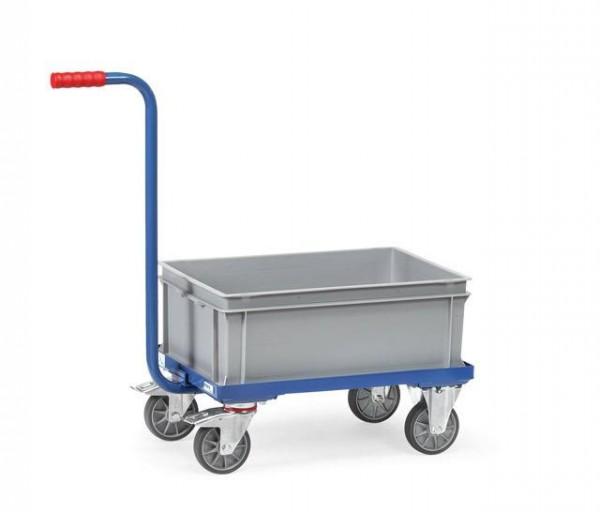 Griffroller abnehmbarer Kunststoffkasten 250 kg Tragkraft, 610x410 mm