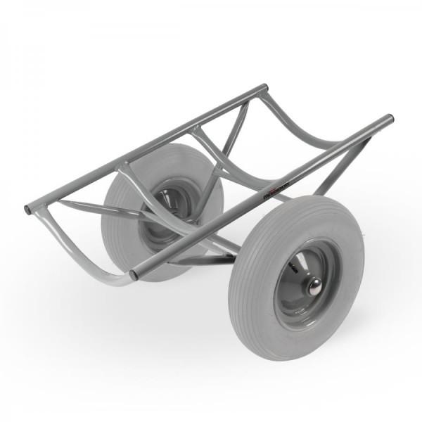 pannensicher Teppich Transportroller für Teppichrollen, 500 kg Tragkraft, pannensichere Bereifung