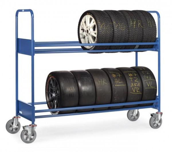 Reifenwagen - Reifenträger 500 kg Tragkraft, 1860x618 Ladefläche