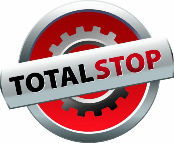 Totalstop - für Ladefläche 1000x700 mm