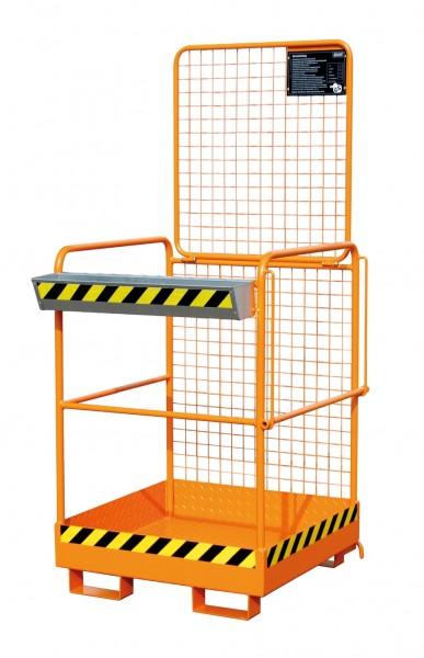Arbeitsbühne für Stapler für 1-2 Personen, 240 kg Tragkraft
