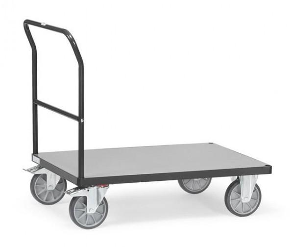 Plattformwagen 850x500 mm, 500 kg Tragkraft, anthrazit