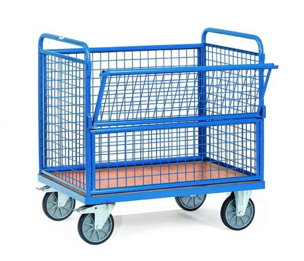 Kastenwagen, Draht 600 kg Tragkraft, 2 Größen