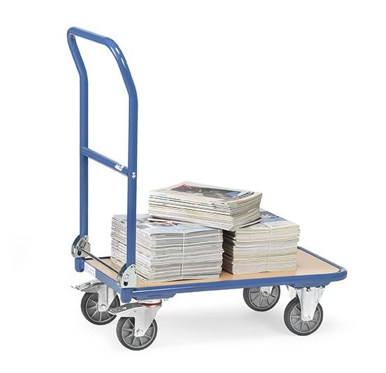 Klappwagen 900x600 mm, 250 kg Tragkraft - sofort lieferbar -