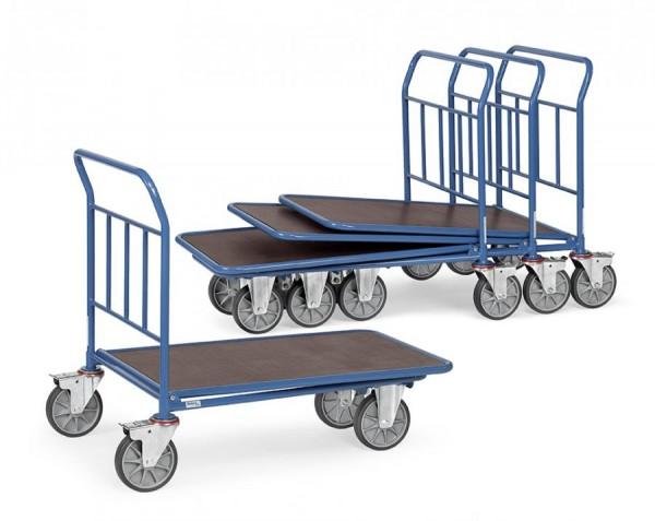 Cash- & Carrywagen, Tragkraft 500 kg, 1000x600 mm
