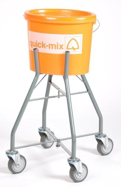 Eimerhalter / Fassroller für Farbeimer 10-20 Liter, fahrbar