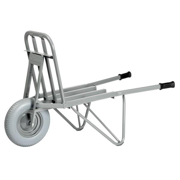 Stein- und Ziegelkarre 200 kg Tragkraft, 60 Ziegel pannensichere Reifen