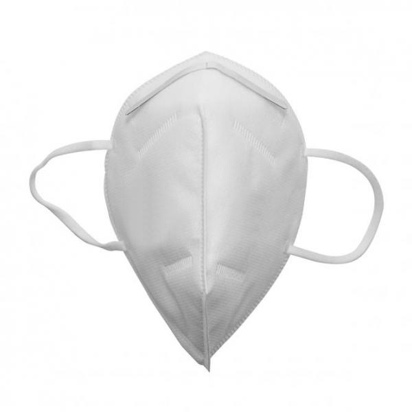 50 Stück FFP2 Mund - Nasenmasken - weiß (kein KN95) elastische Ohrbänder