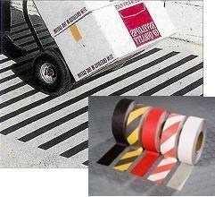 Anti-Rutschbänder GritStep, selbstklebend, Schwarz