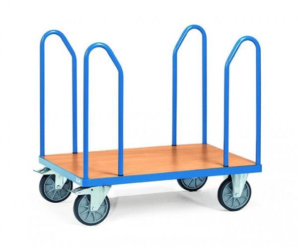 Teppichwagen - Seitenbügelwagen, 600 kg Tragkraft, 1000x700 mm