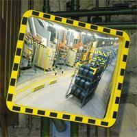 Industriespiegel EUCRYL rund und eckig, für Innen und geschützte Außenbereiche