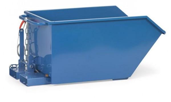 Stapler-Kippbehälter 300 Liter Inhalt, 750 kg Tragkraft