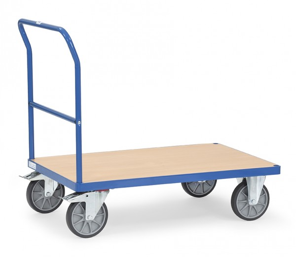 Plattformwagen 1000x700 mm, 600 kg Tragkraft,