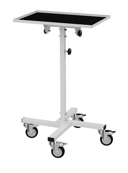 Materialständer - Montagegestell 610x410 mm Ladefläche neigbar, fahrbar, 30 kg Tragkraft