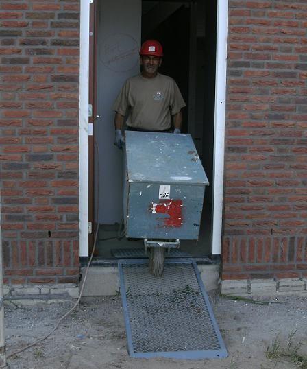 Gitter-Überfahrbrücken MIDI, Tragkraft 200 kg, Breite 600 mm, Länge 1000 mm