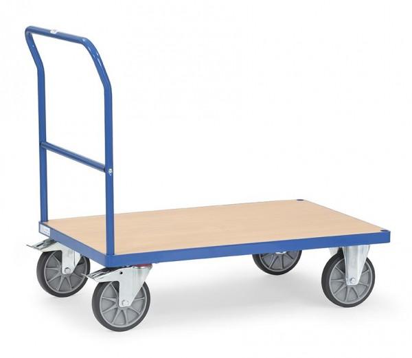 Plattformwagen 850x500 mm, 500 kg Tragkraft,