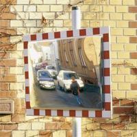Verkehrsspiegel DURABEL 3 Größen aus Edelstahl für innen und aussen