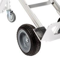 Lufträder, 340 kg Tragkraft, Ø 250x100 mm als Ersatzräder für Artikel 15706