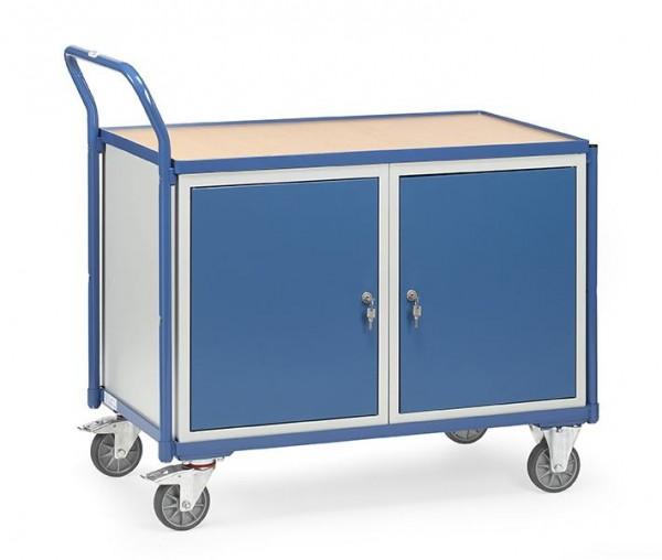 Tischwagen und Werkstattwagen 300 kg Tragkraft, 1000x600 mm