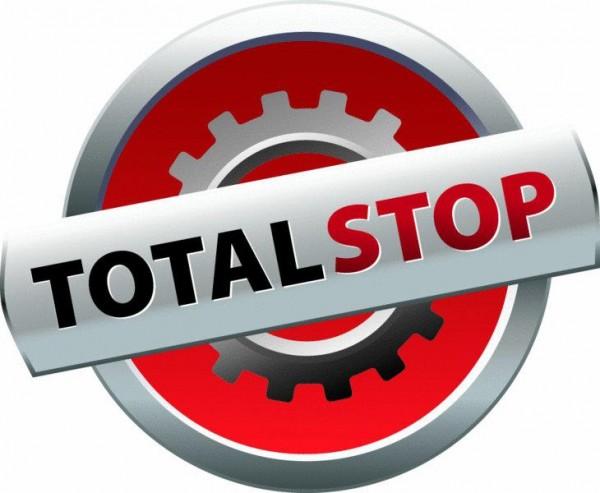 Totalstop - für Ladefläche 850x500 mm