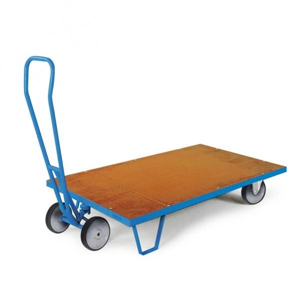 Rollplatten für Hebelroller bis 500 kg Tragkraft in 4 Größen